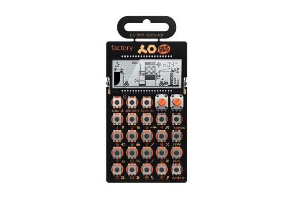 Teenage Engineering Pocket Operator-16 Factory Melody Synthesizer (PO-16)