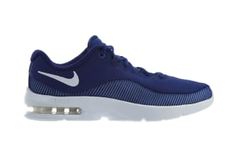 Nike Air Max Advantage 2 Men's Trainers (Deep Royal Blue/White, Size 8.5 US)