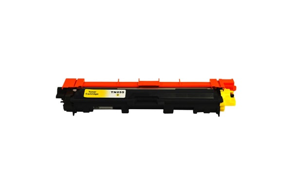 TN-255 Yellow Premium Generic Toner Cartridge