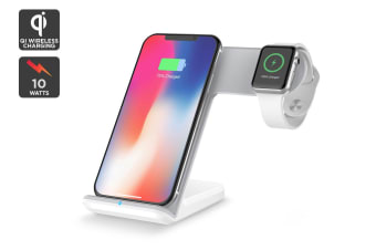 Kogan Dual Fast Wireless Qi Charger