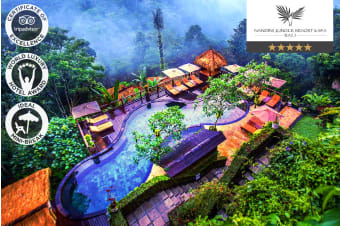 BALI: 3/5 Nights at Nandini Jungle Resort and Spa, Ubud
