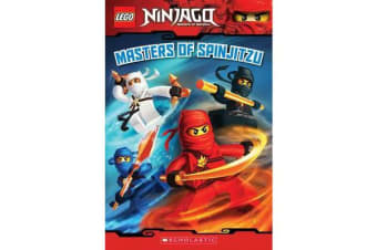 Lego Ninjago Reader - #2 Masters of Spinjitzu