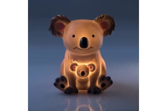Mini Led Light Koala Night Light Bedroom Table Home Decor