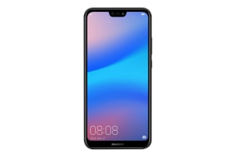 "Huawei nova 3e (5.84"", 16MP, 64GB/4GB) - Midnight Black"