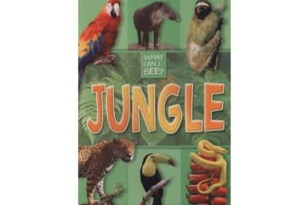 What Can I See? - Jungle