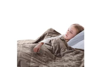 Kids Weighted Blanket Deep Relax Sleeping