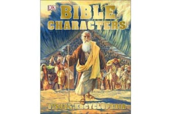 Bible Characters Visual Encyclopedia