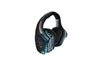 Logitech G933 Artemis Spectrum Wireless Headset - Black (981-000600)