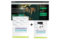Horngren's Accounting + MyLab Accounting with eText