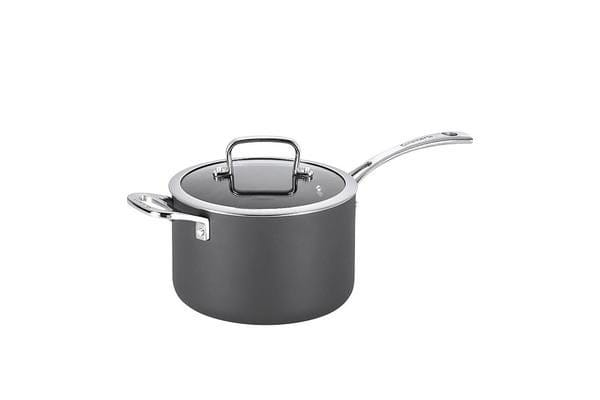 Cuisinart Chef iA+ Saucepan with Lid & Helper Handle 3.6L