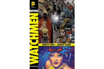 Before Watchmen - Minutemen / Silk Spectre HC