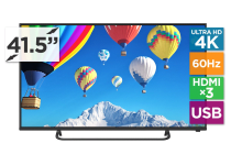 "Dick Smith 41.5"" 4K LED TV (Ultra HD)"