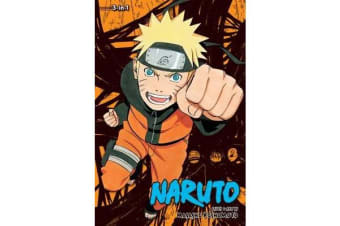 Naruto (3-in-1 Edition), Vol. 13 - Includes vols. 37, 38 & 39
