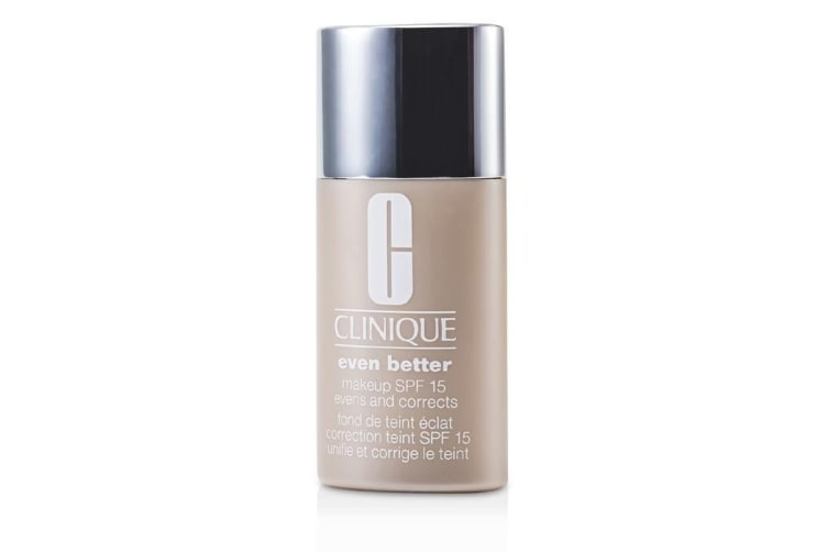 Clinique Even Better Makeup SPF15 (Dry Combination to Combination Oily) - No. 13/ WN118 Amber 30ml/1oz