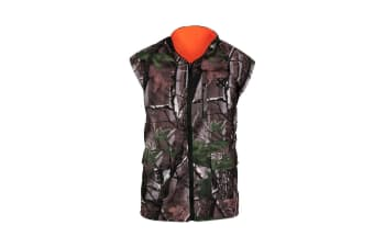 Shooting Camo Two-way Vest [size S - 2xl]