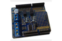 HBRIDGE Dual Channel H-Bridge Motor Driver Shield