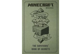 Minecraft: The Survivors' Book of Secrets - An Official Minecraft Book from Mojang