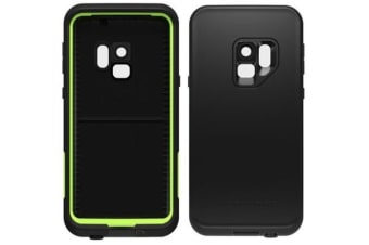 Lifeproof Galaxy S9 Fre Case - Black Lime