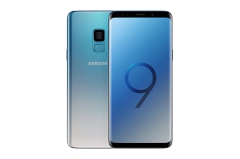 Samsung Galaxy S9 Dual SIM (64GB, Polaris Blue)