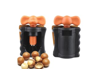 Crack a Mac Macadamia Nut Cracker NutCracker Sheller Opener