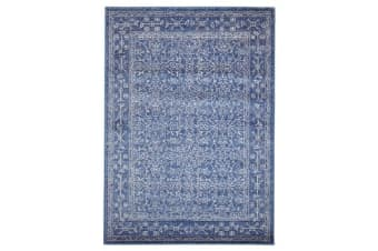 Artist Navy Transitional Rug 230x160cm