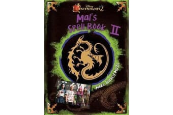 Descendants 2: Mal's Spell Book 2 - More Wicked Magic