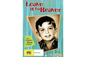 Leave It To Beaver : Season 1 ( 6-Disc Set)  -Family Series DVD  PREOWNED: DISC LIKE NEW