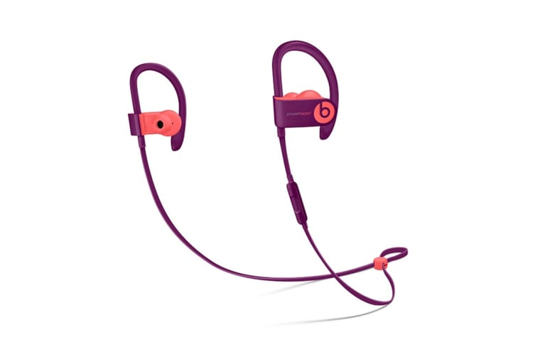 Beats Powerbeats3 Wireless Earphones Pop Collection (Pop Magenta)