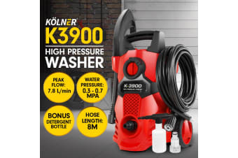 Kolner Electric High Pressure Water Washer Cleaner - K3900