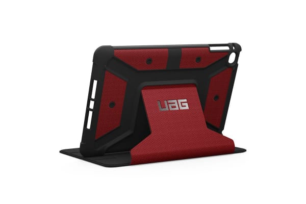 UAG Rugged Military Standard Folio Case for iPad Mini 4 (Red/Black)