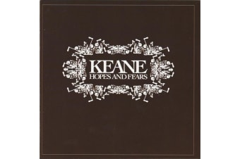 Keane ‎– Hopes And Fears PRE-OWNED CD: DISC EXCELLENT