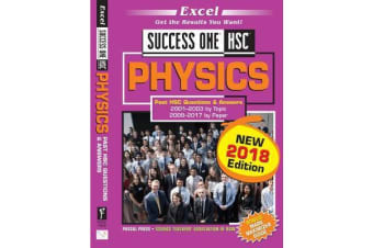 Excel Success One - HSC Physics Study Guide 2018