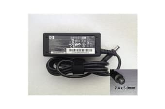 HP OEM Notebook AC Power Adapter/Charger, 18.5V 3.5A 65W (7.4x5.0mm)