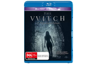 The Witch Blu-ray Region B
