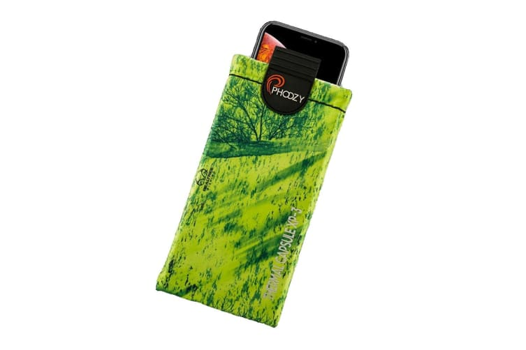Phoozy XP-3 Realtree Fishing Mahi Green Protector Case for Smartphones - XL (PHO010)