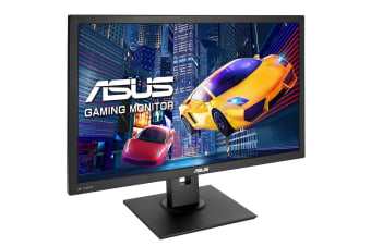 "ASUS VP248QGL computer monitor 61 cm (24"") Full HD Flat Matt Black"