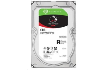 Seagate IronWolf Pro 4TB 128MB Cache 7200RPM