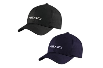 HEAD Promotion Unisex Outdoor/Tennis UV protection Cap Adjustable Black & Navy