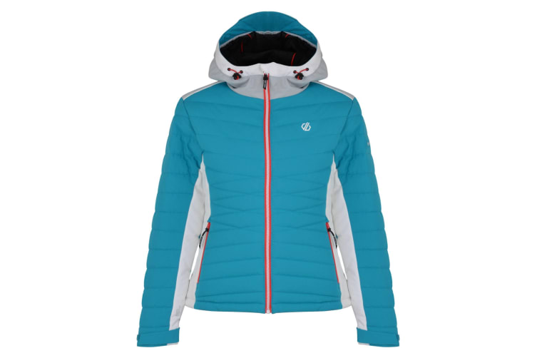 Dare 2B Womens/Ladies Simpatico Quilted Ski Jacket (Fresh Water Blue) (18 UK)