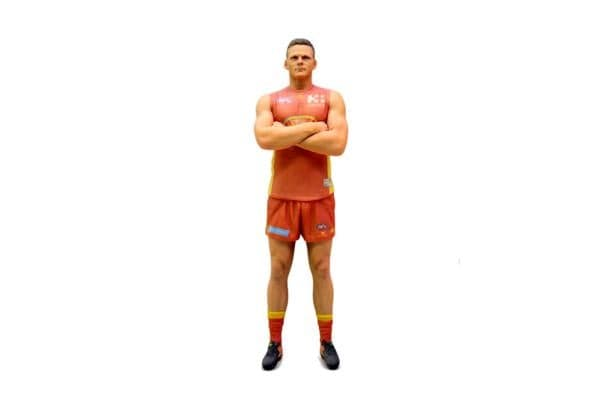 Steven May AFL Captains 3D Printed Mini League Figurine - 23cm
