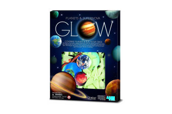 Glow In The Dark Planets & Stars Pack