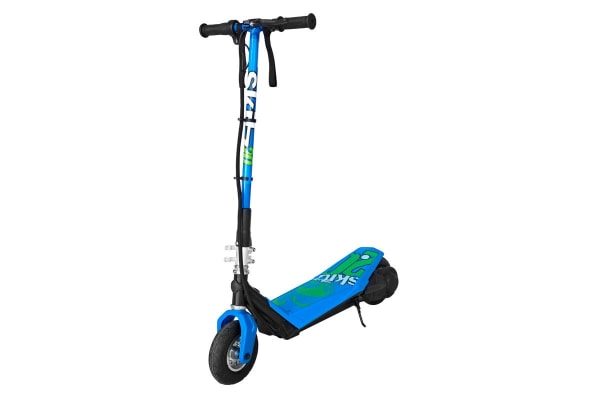 Go Skitz Folding 2.0 Electric Scooter (Blue)