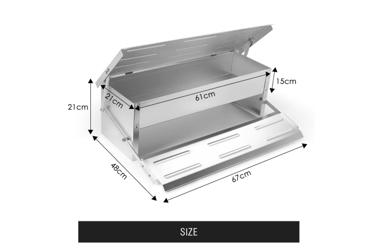 19L Automatic Self-opening Chicken Feeder