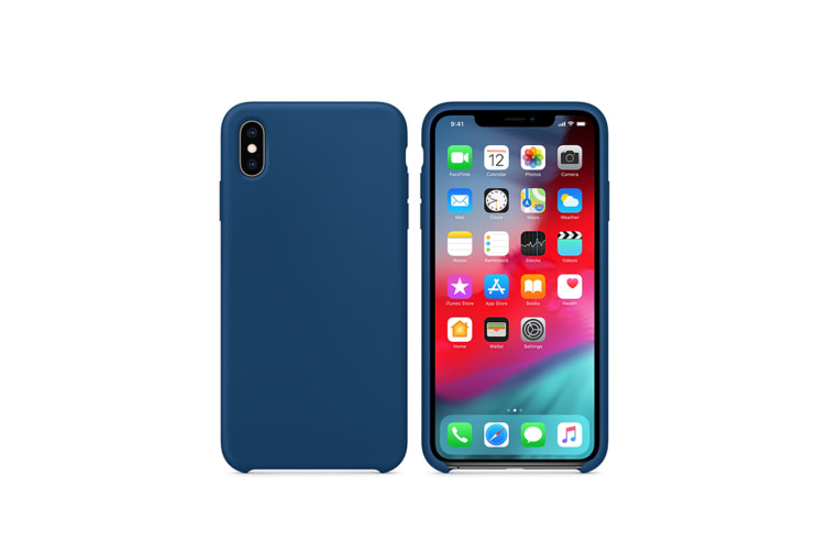 Silicone Gel Rubber Shockproof Protective Case Cover For Iphone Sky Blue I6 6S