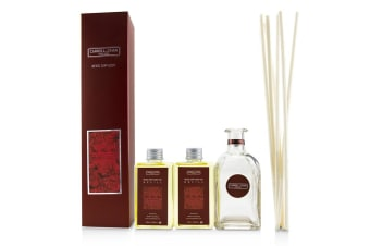 The Candle Company (Carroll & Chan) Reed Diffuser - Red Red Rose 200ml/6.76oz
