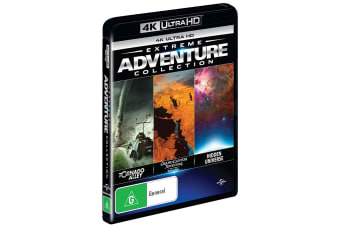 Extreme Adventure Collection 4K Ultra HD UHD