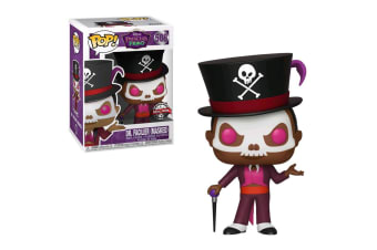 The Princess & the Frog Dr. Facilier w/ Mask w/ chase US Pop