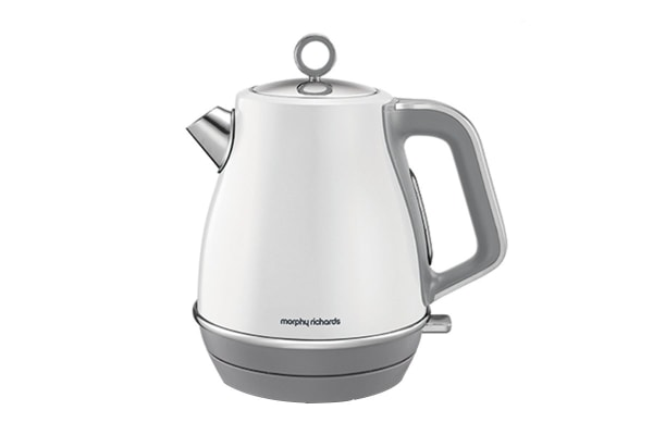 Morphy Richards Evoke Jug Kettle - White (104409)