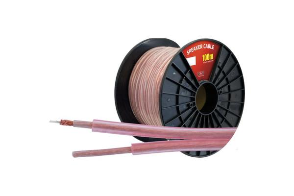 Doss Audiophile Speaker Cable 100M