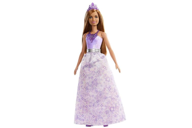 Barbie Dreamtopia Princess Doll in Purple Gem Outfit